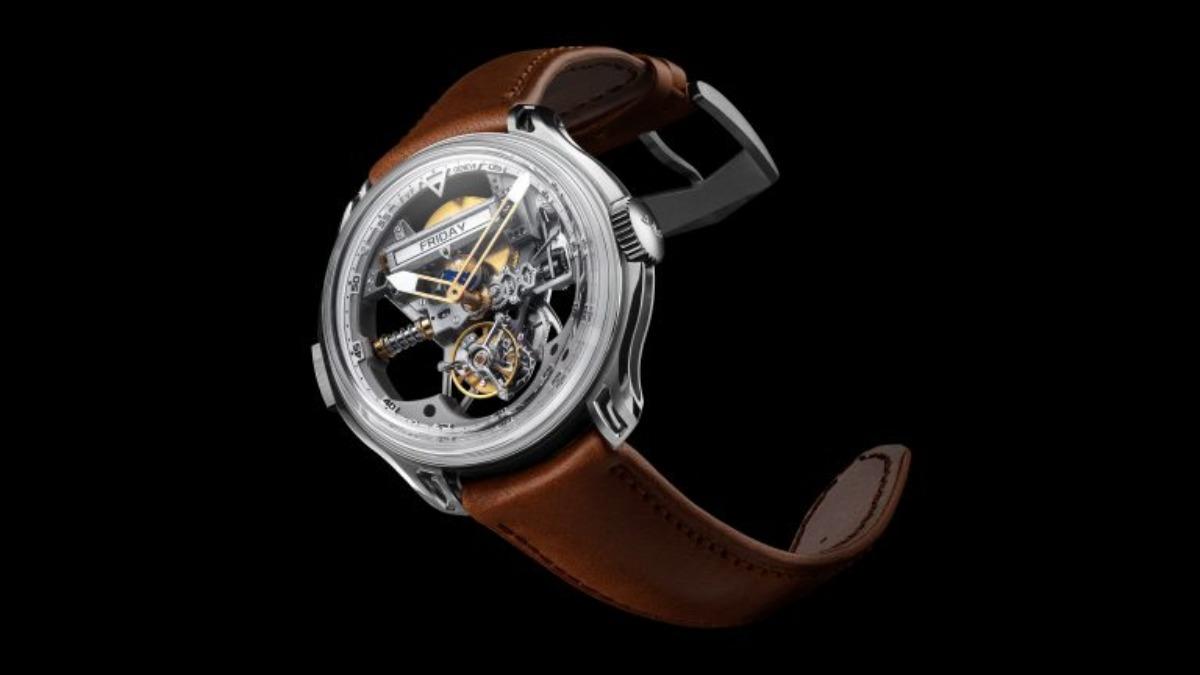 Reloj de Franc Vila