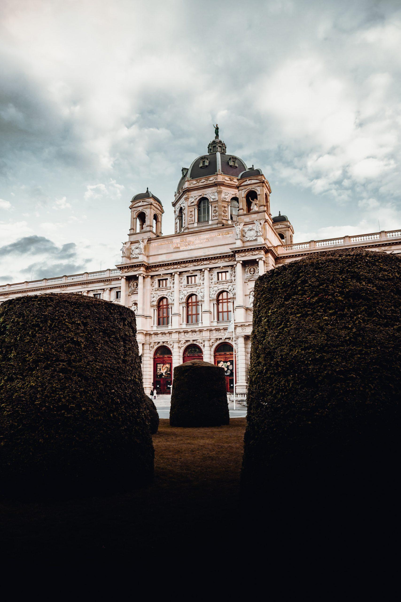 Museo Kunsthistorisches, Viena, Austria