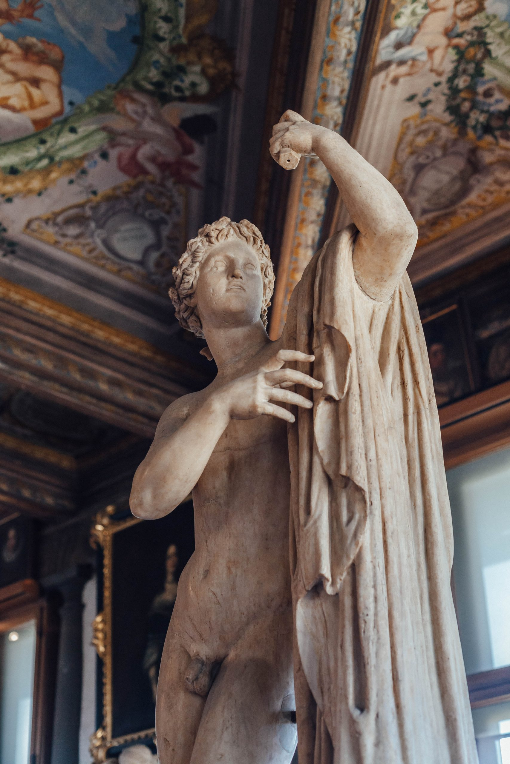 Galería de los Uffizi, Florencia