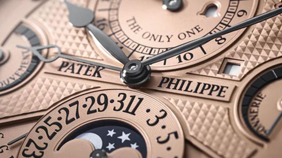 Este es el reloj más caro del mundo: un Patek Philippe
