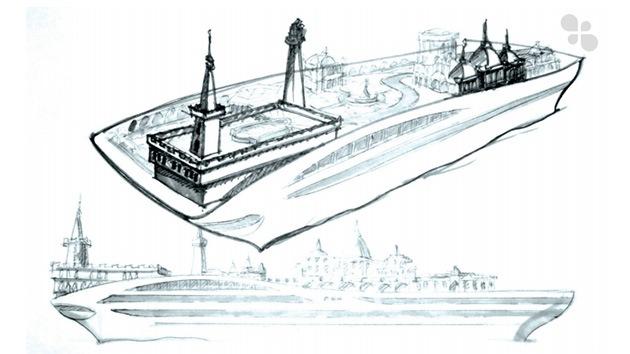 Uno de los planos de 'The Streets of Monaco'