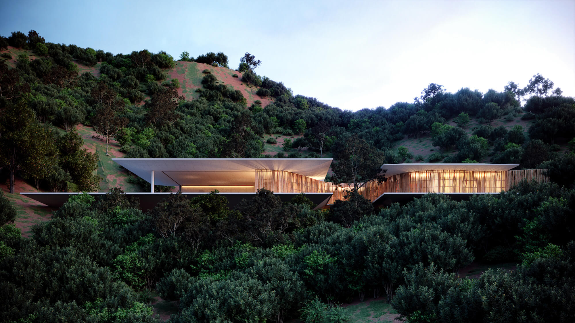 Casa Falcó/Foto: Stemmer-Rodrigues Arquitectos