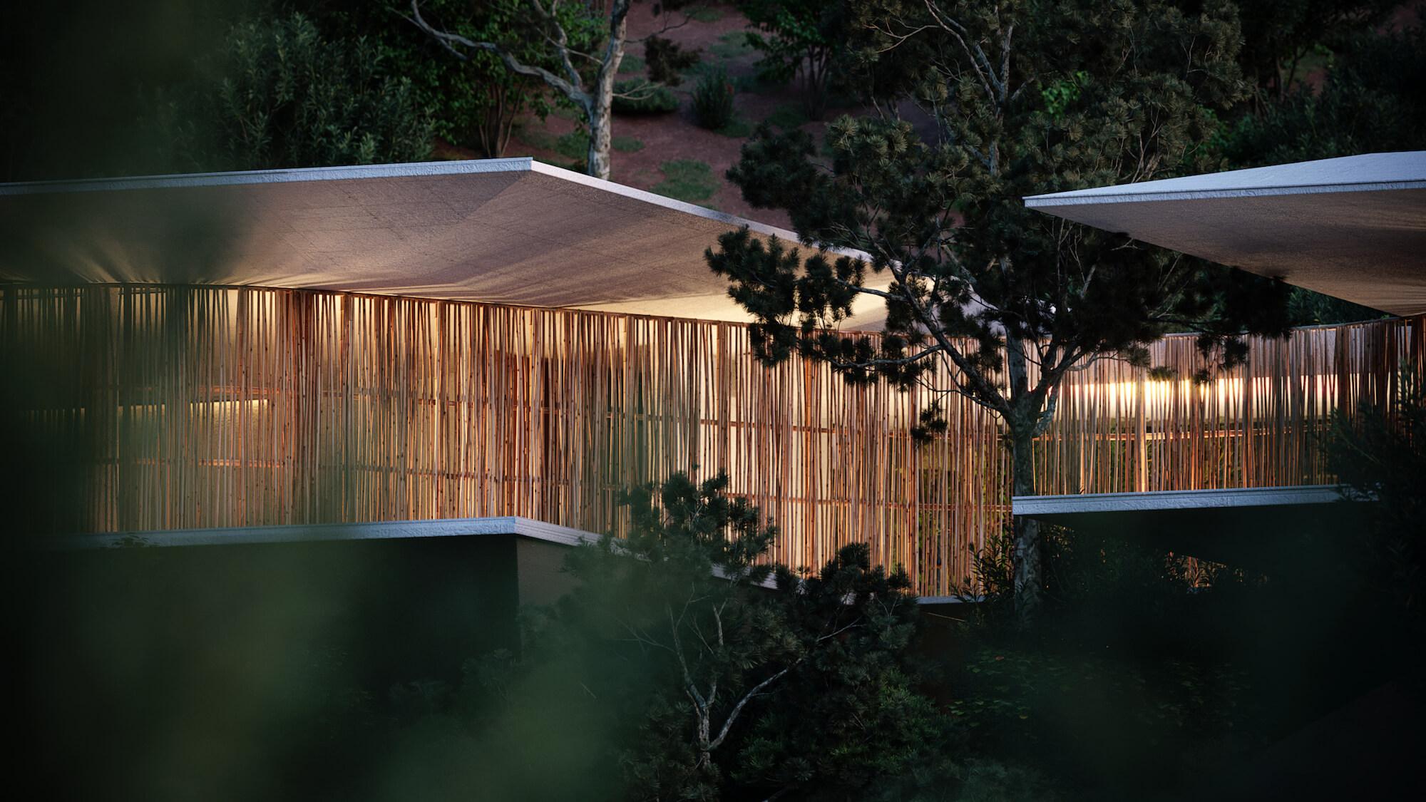 Casa Falcó, un sueño hecho vivienda en la Costa Brava con sello brasileño
