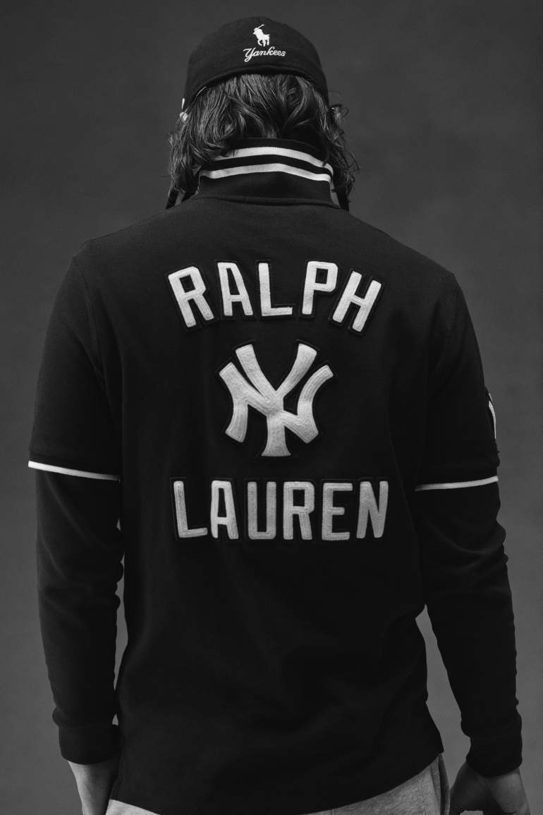Ralph Lauren y los Yankees