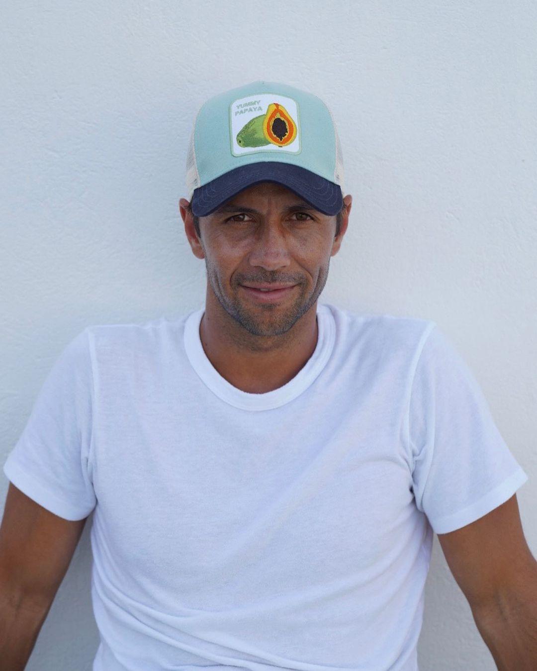 El tenista Fernando Verdasco nos muestra su lado empresarial con 'Cocowi Brand'