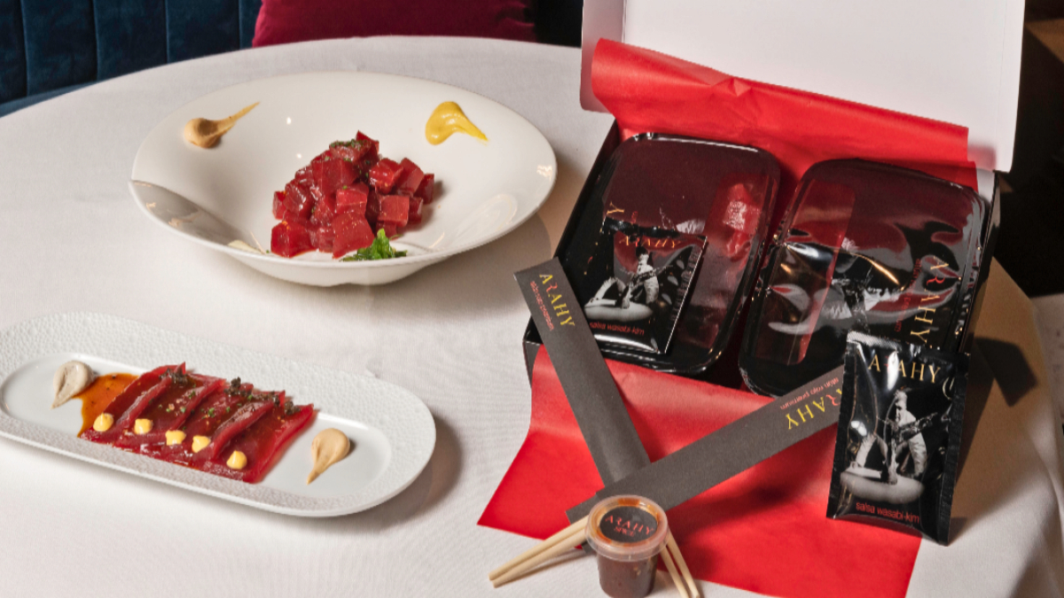 Pack y platos delivery proyecto Magia/Foto: Arahy-Glovo