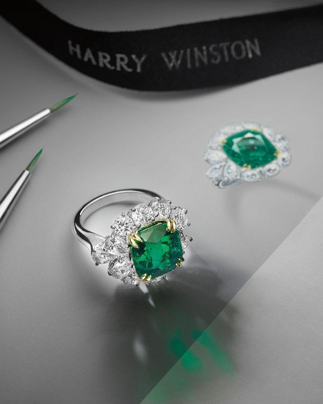 Joyería Harry Winston