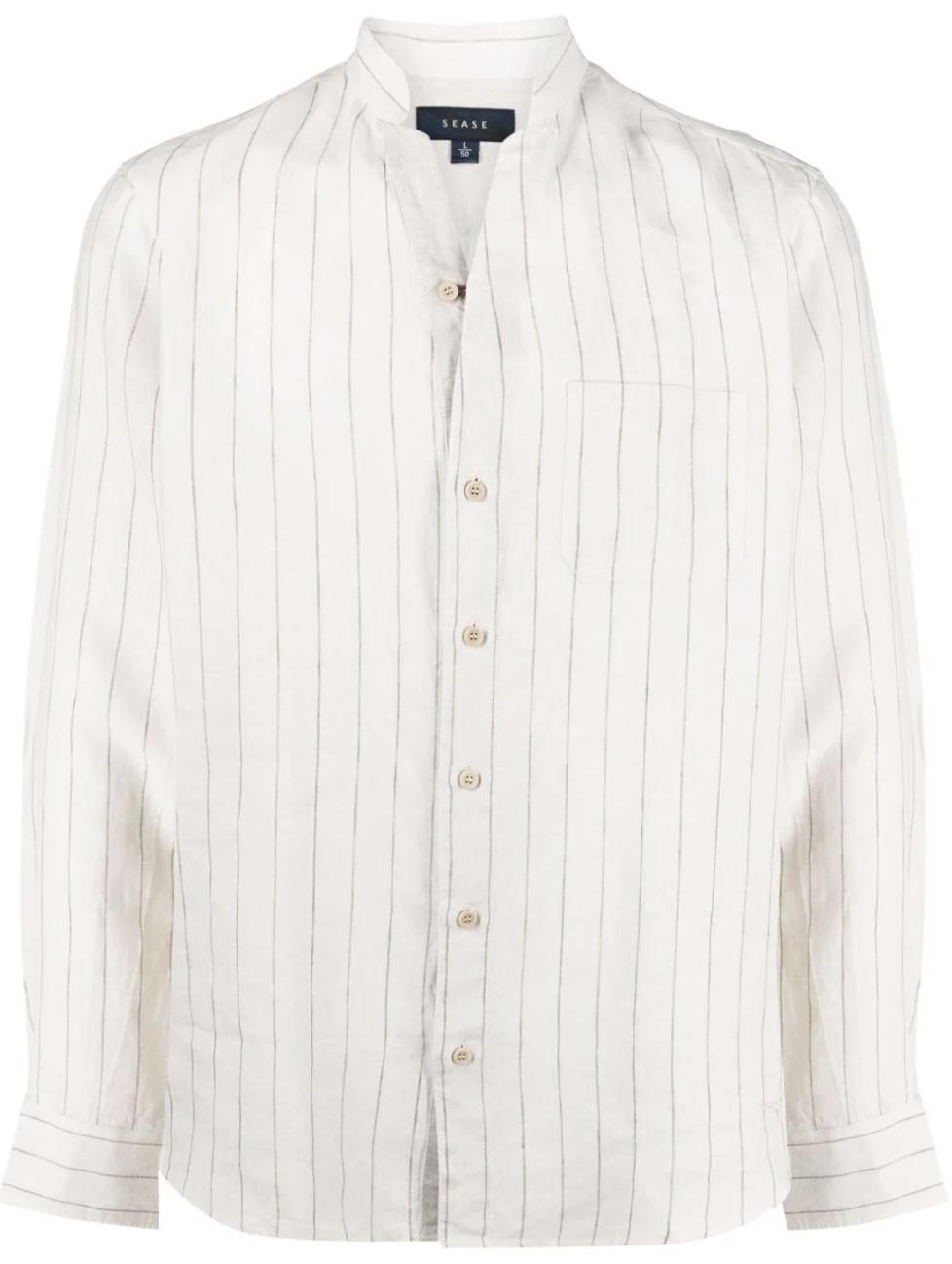 Camisa de Sease / Foto: Farfetch