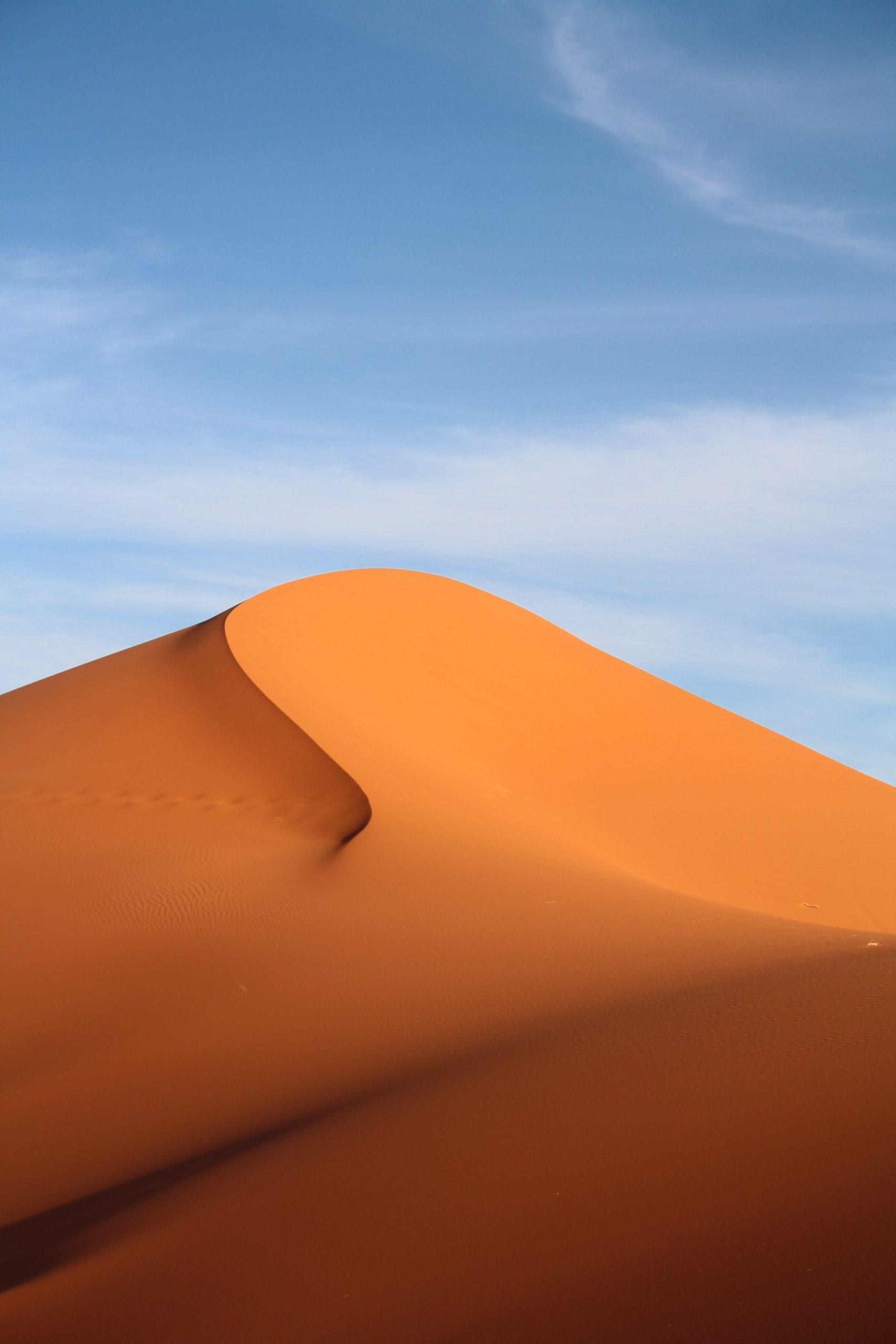 Erg Chebbi, Sahara