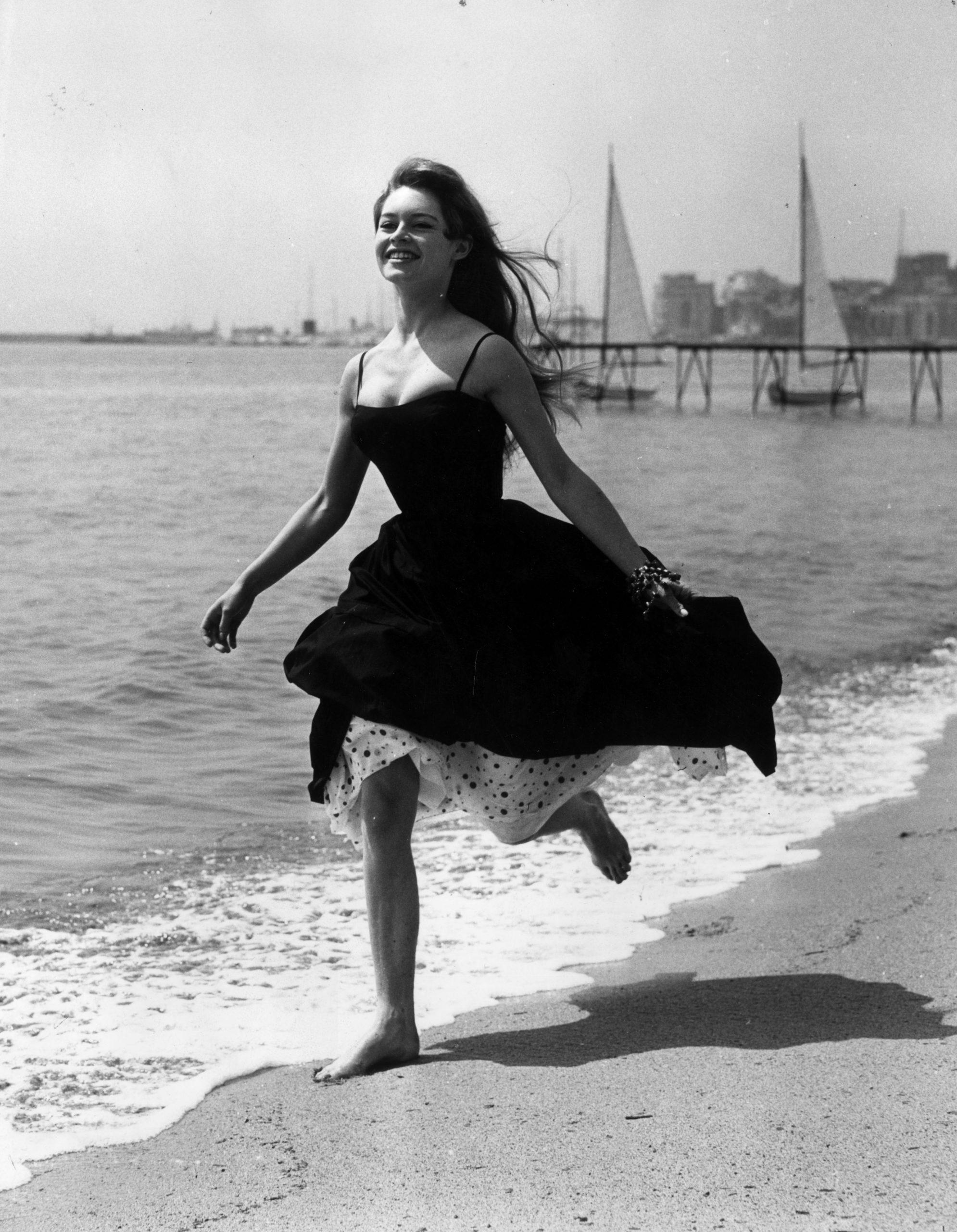 Brigitte Bardot en Cannes / Foto: Getty Images