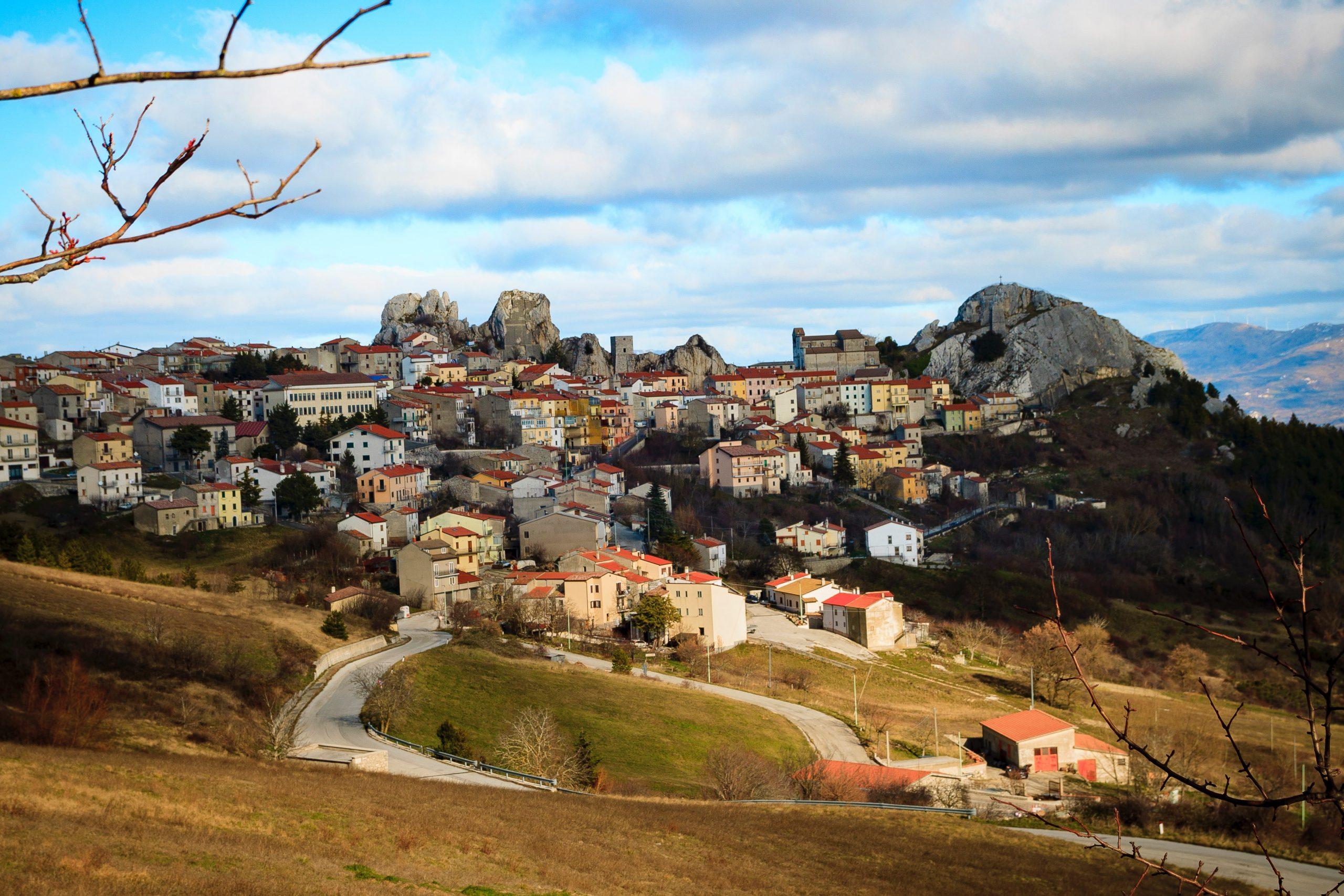 Ciudad italiana de Isernia