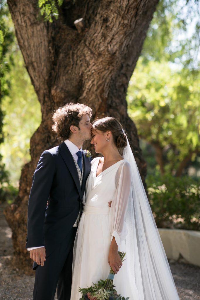 Pendientes de novia: la joya capaz de iluminar tu rostro el día de tu boda