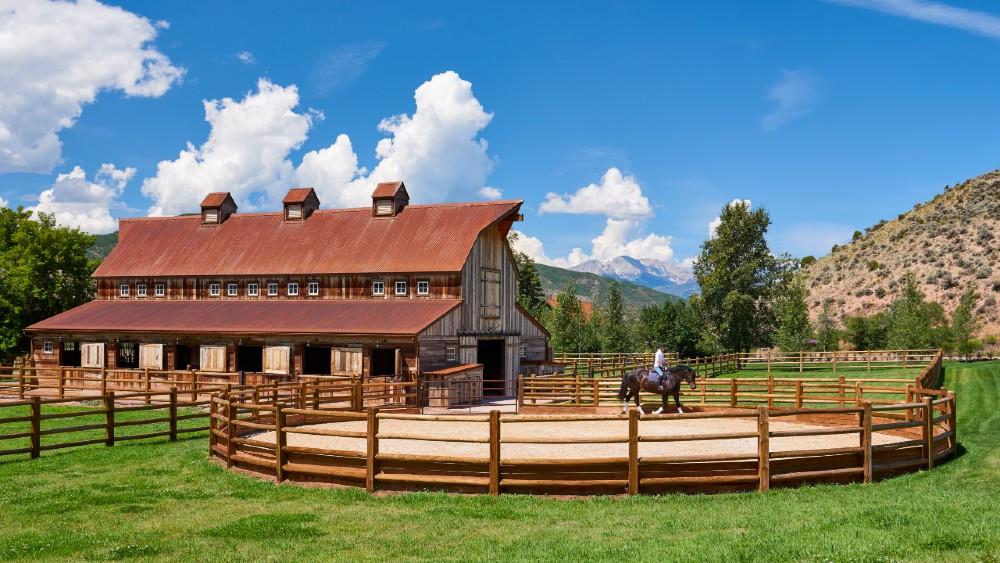 Rancho en Aspen, Colorado