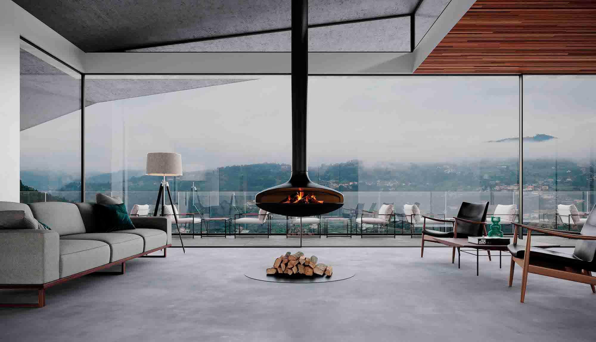Interior del hotel/Foto: MJARC-Arquitetos-Portugal