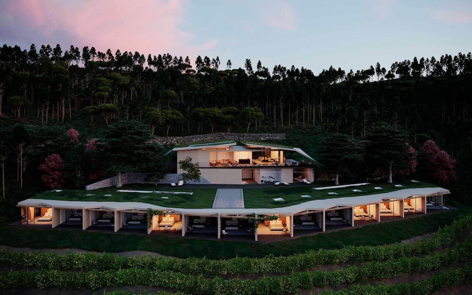 Hotel en el Valle del Duero