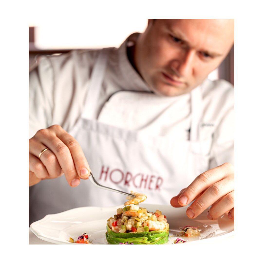 Jefe de cocina / Foto: Horcher