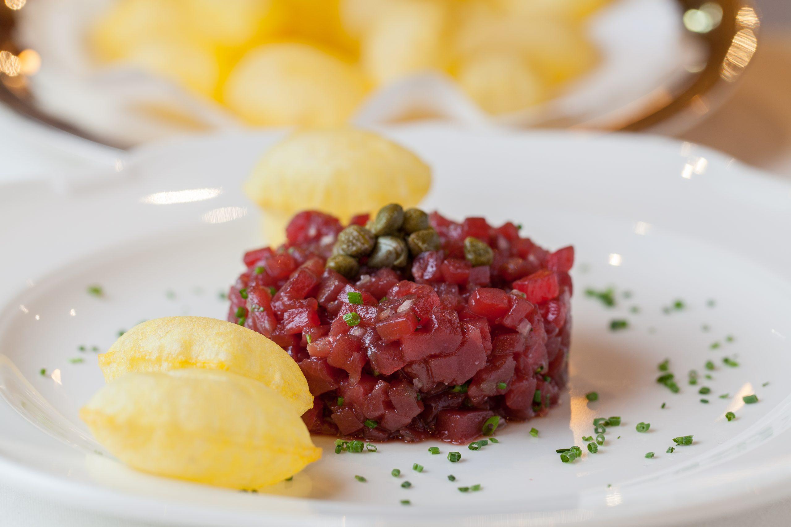Steak tartar / Foto: Horcher