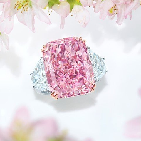 The Sakura Diamond