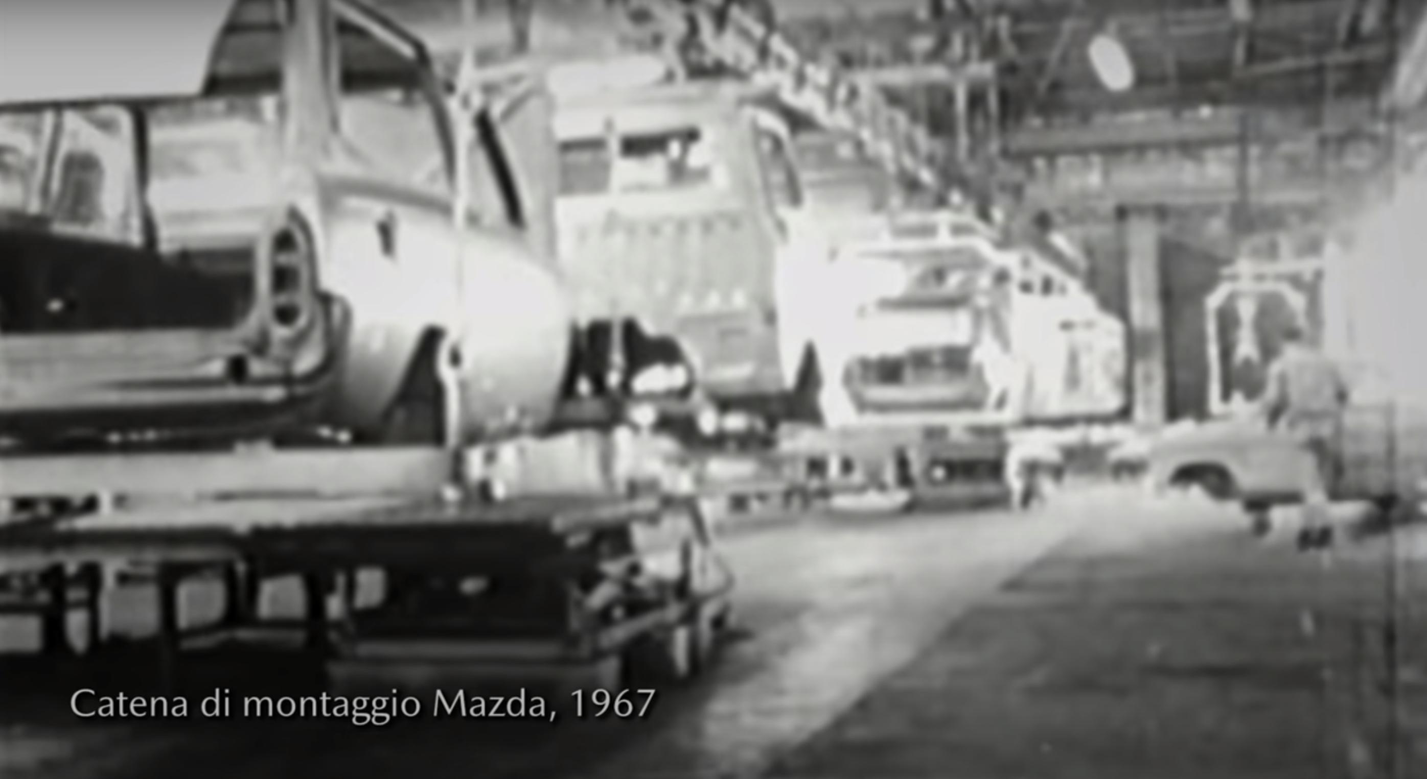 Fotograma del documental/ Foto: Mazda