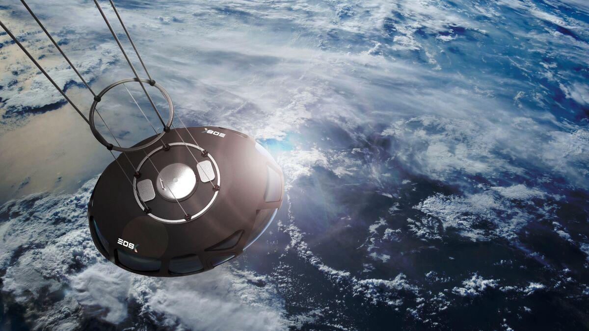 Kemel Kharbachi: «Con EOS-X Space busco acabar democratizando el turismo espacial»