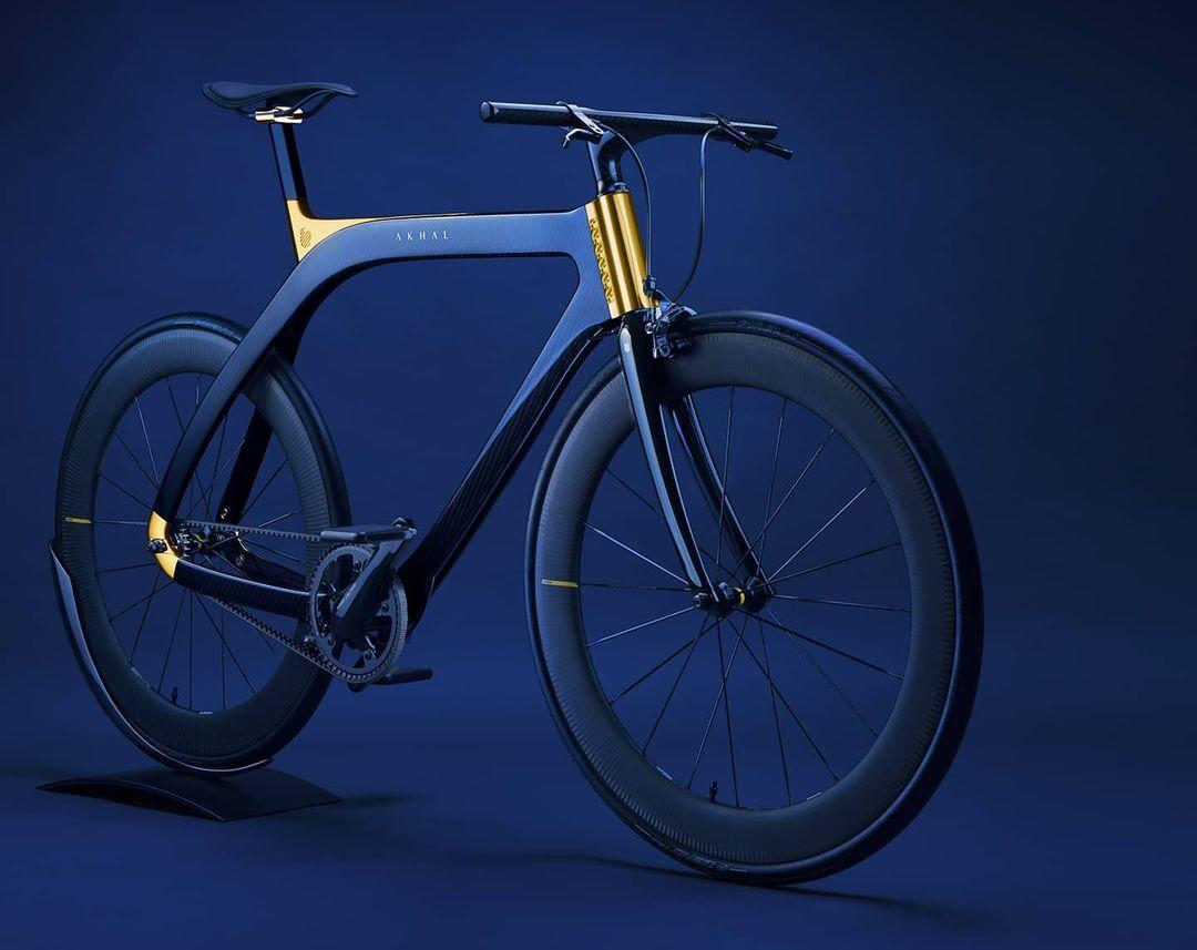 Bicicleta Akhal Sheen de Extans
