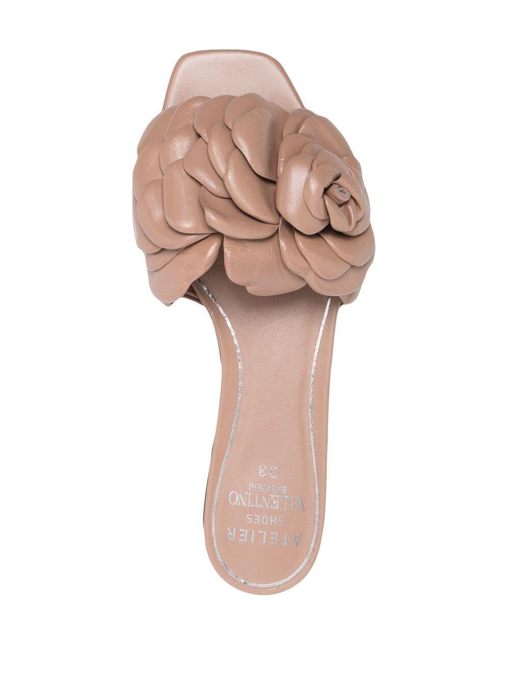 Sandalias de Valentino / Foto: Farfetch