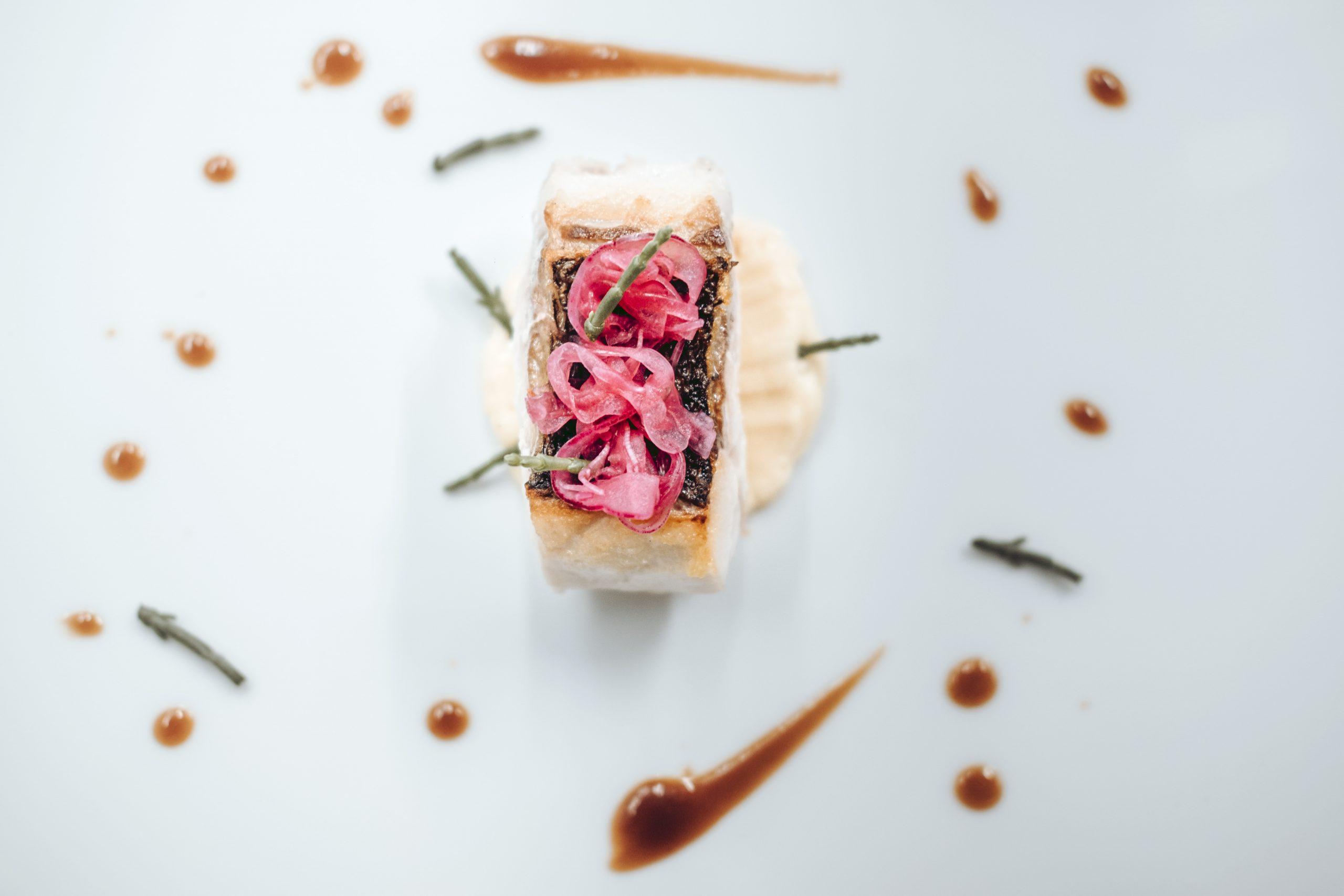 Uno de los platos / Foto: Ayalga