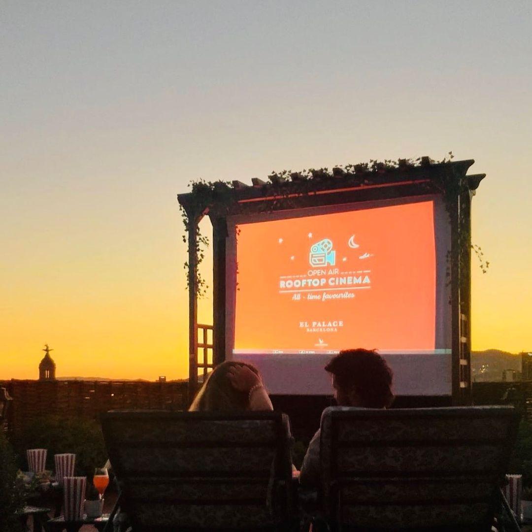 Cine en el Palace de Barcelona