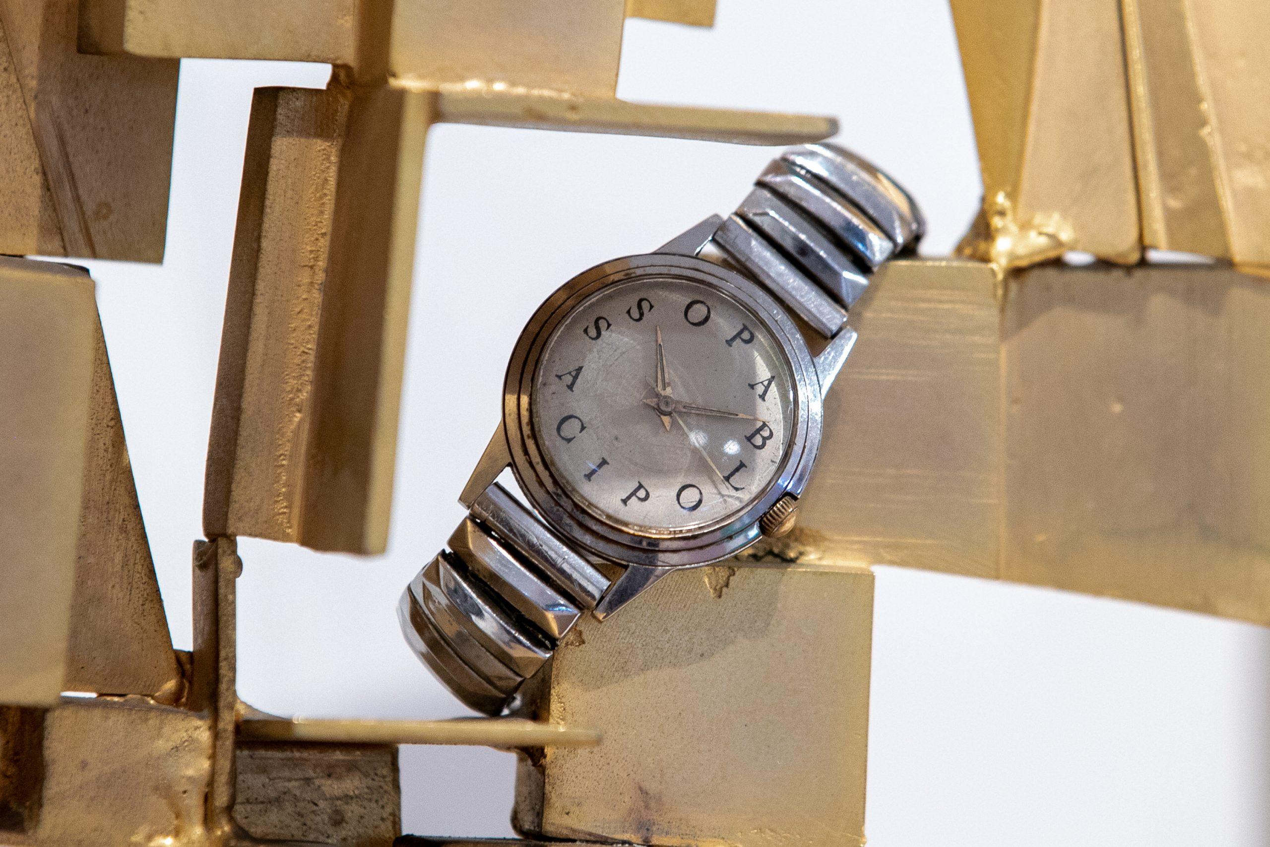 Reloj de pulsera de Picasso