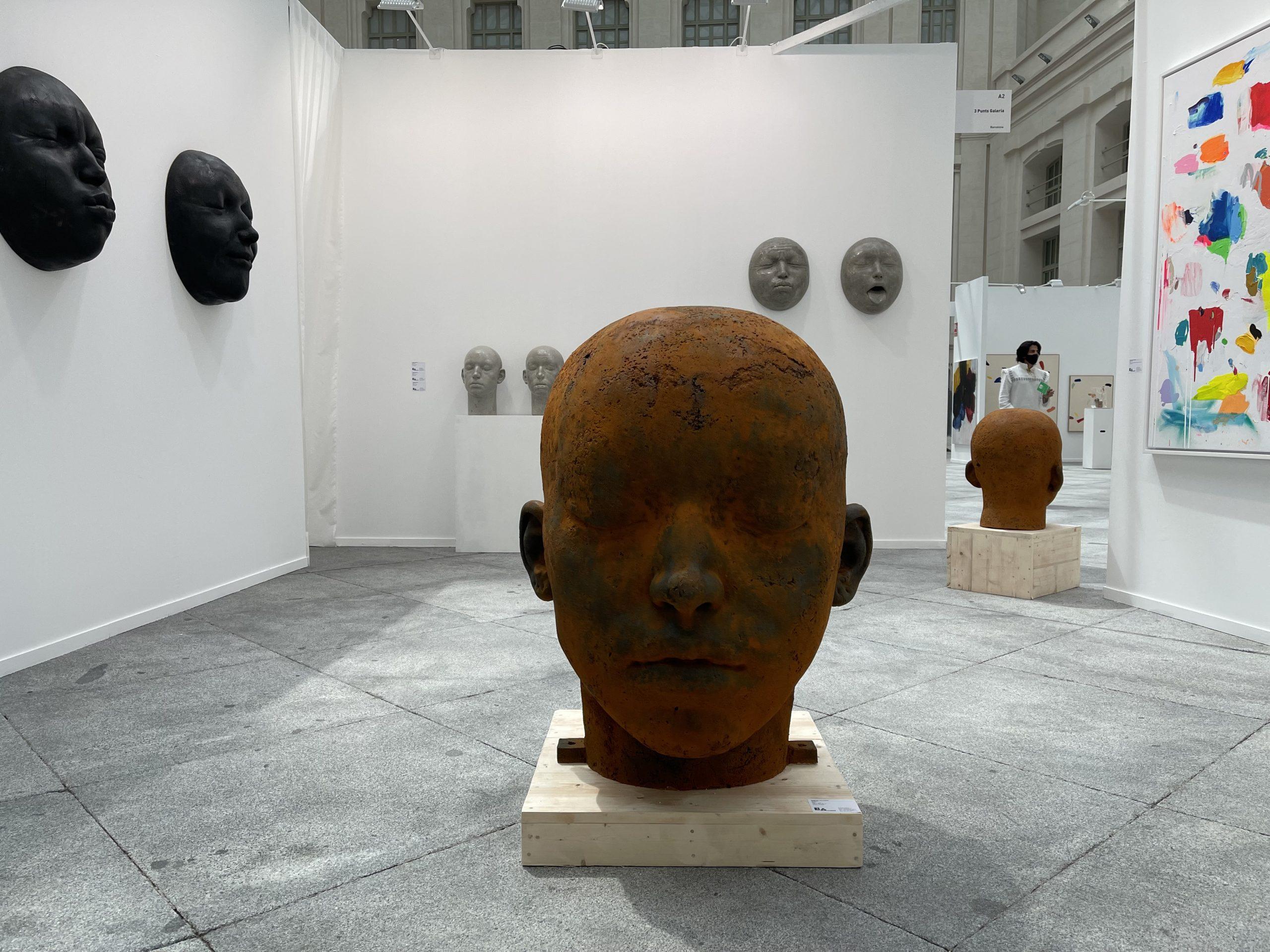 Exposición Art Madrid