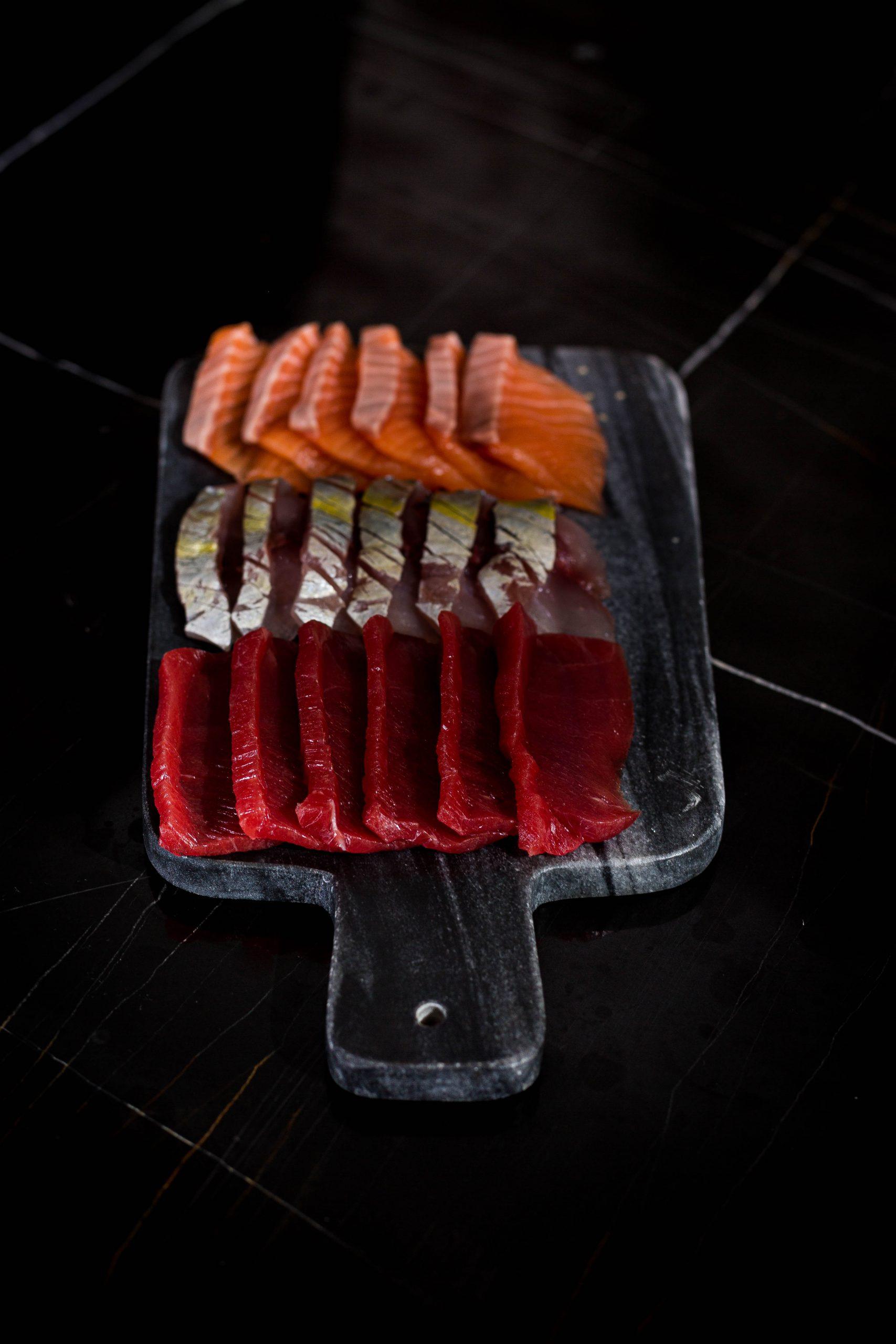 Tabla de sashimi / Foto: Kappo
