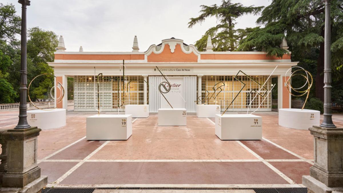 La fachada del 'Pavilion of Design' / Foto: Cartier