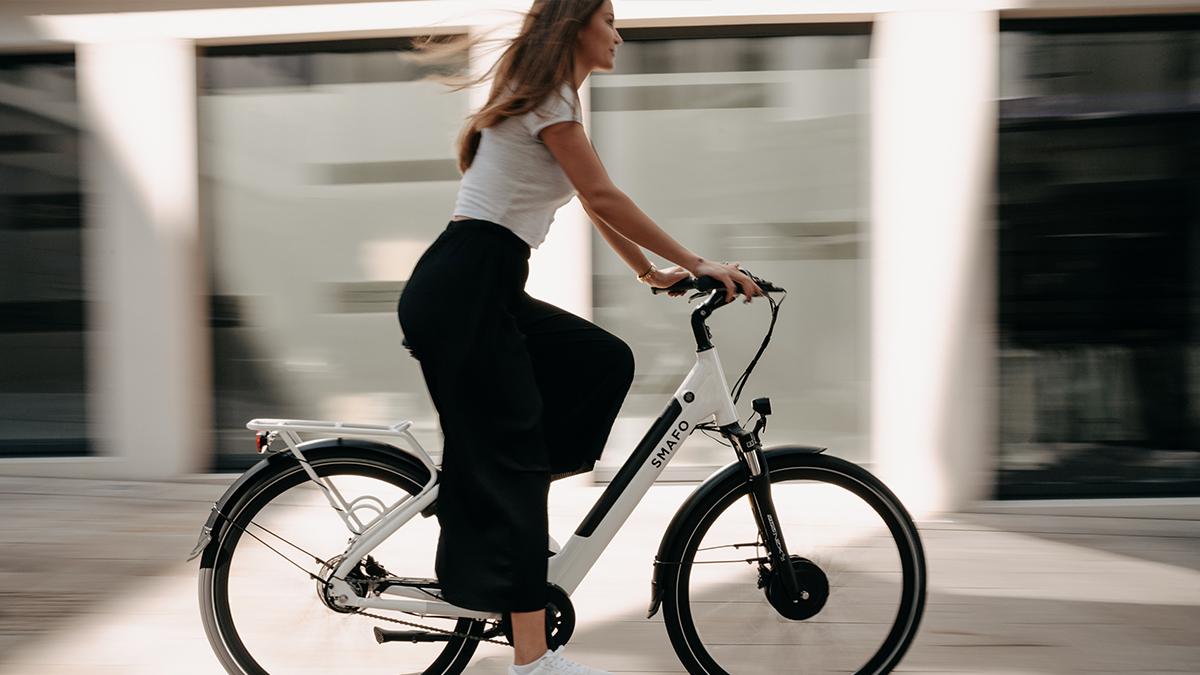 Bicicletas eléctricas. /Foto: Unsplash