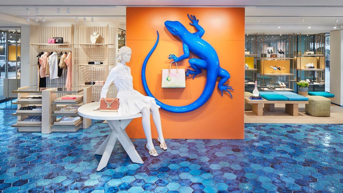 Nueva tienda de Louis Vuitton en Ibiza