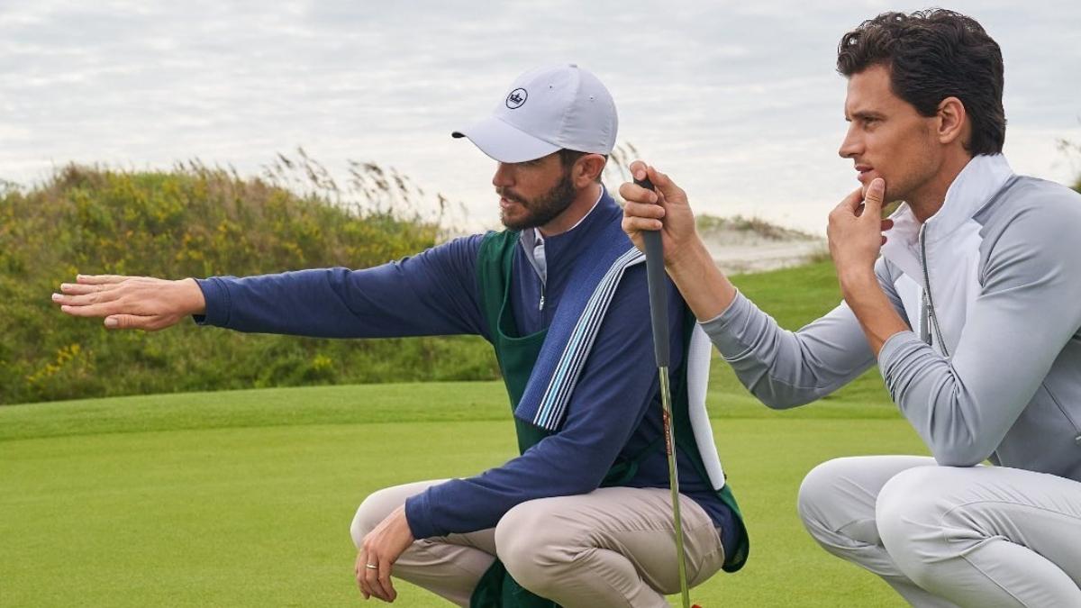 outfits golfistas