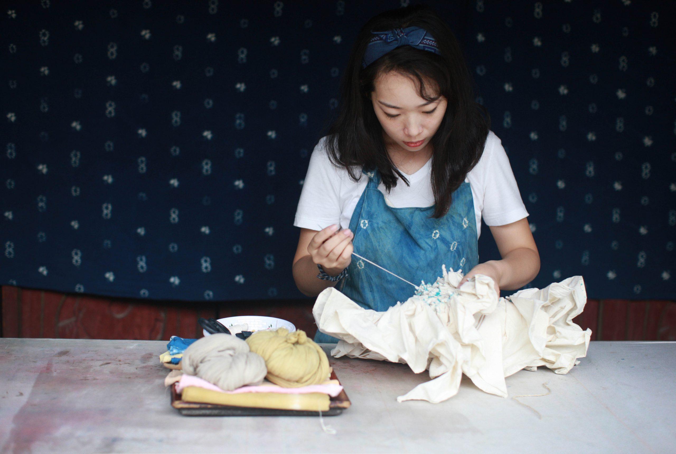 La artista Fanglu Lin / Foto: Fundación Loewe
