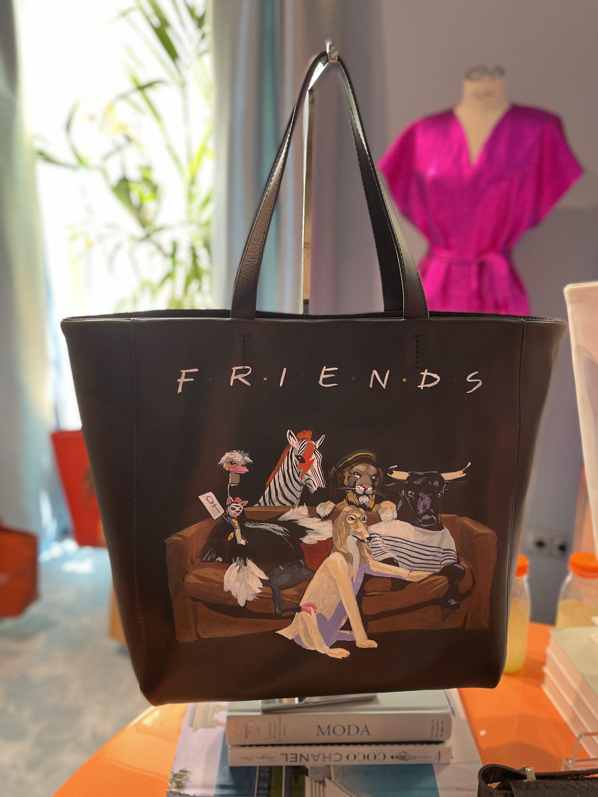 Bolso Friends