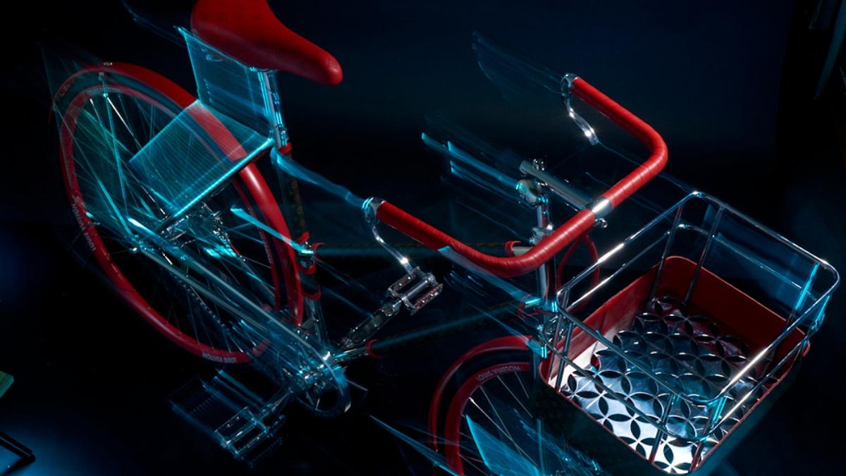 Louis Vuitton - Bicicleta