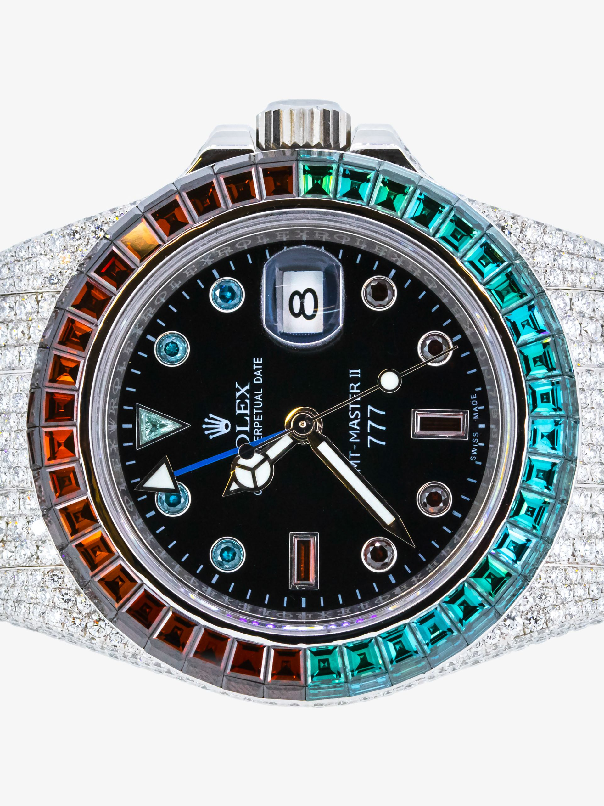 Rolex GMT Master II Iced Cold Pepsi