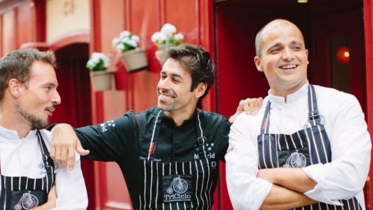 Javier Goya, socio y alma máter de Triciclo: «En todos nuestros restaurantes se respira calidad y calidez»