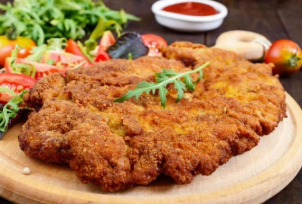Receta de la semana: milanesa de pollo sin gluten