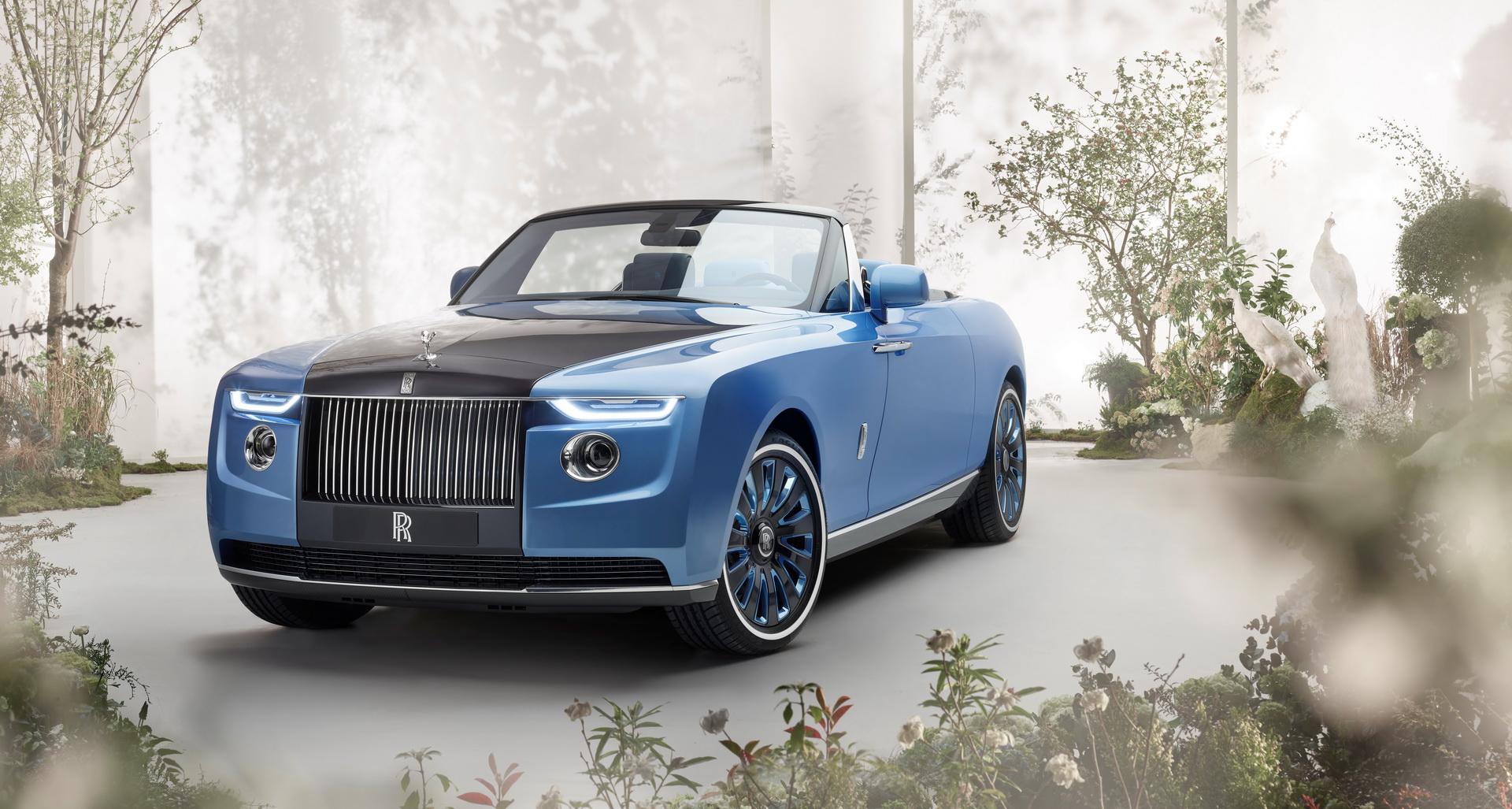 Rolls-Royce Boat Tail./Foto: Rolls Royce