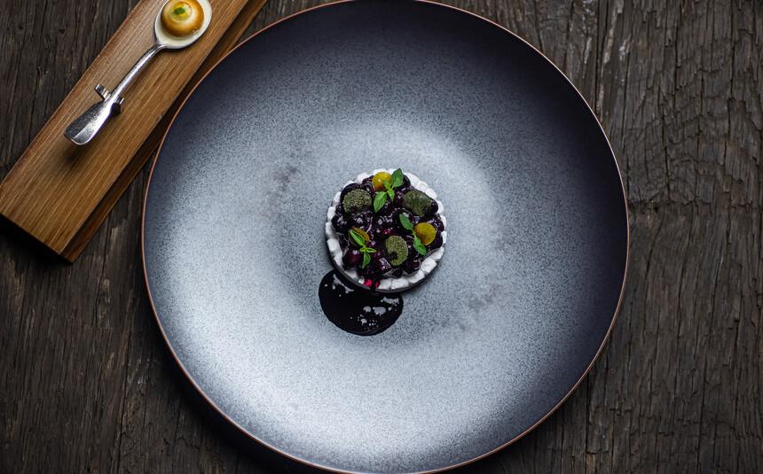 Uno de los platos del restaurante / Foto: L'Ostau