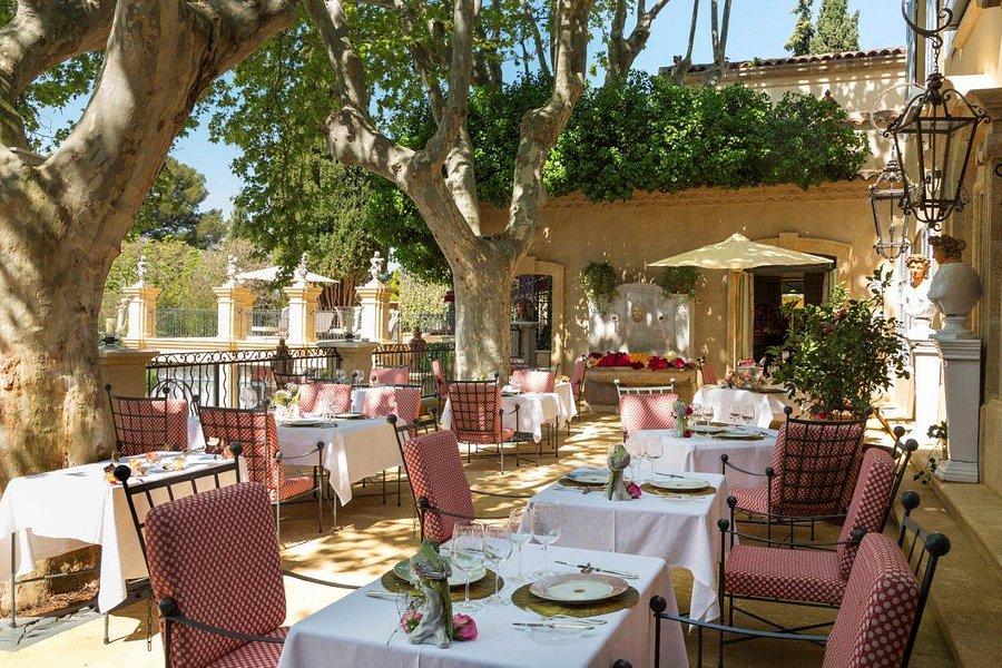 La terraza / Foto: Villa Gallici