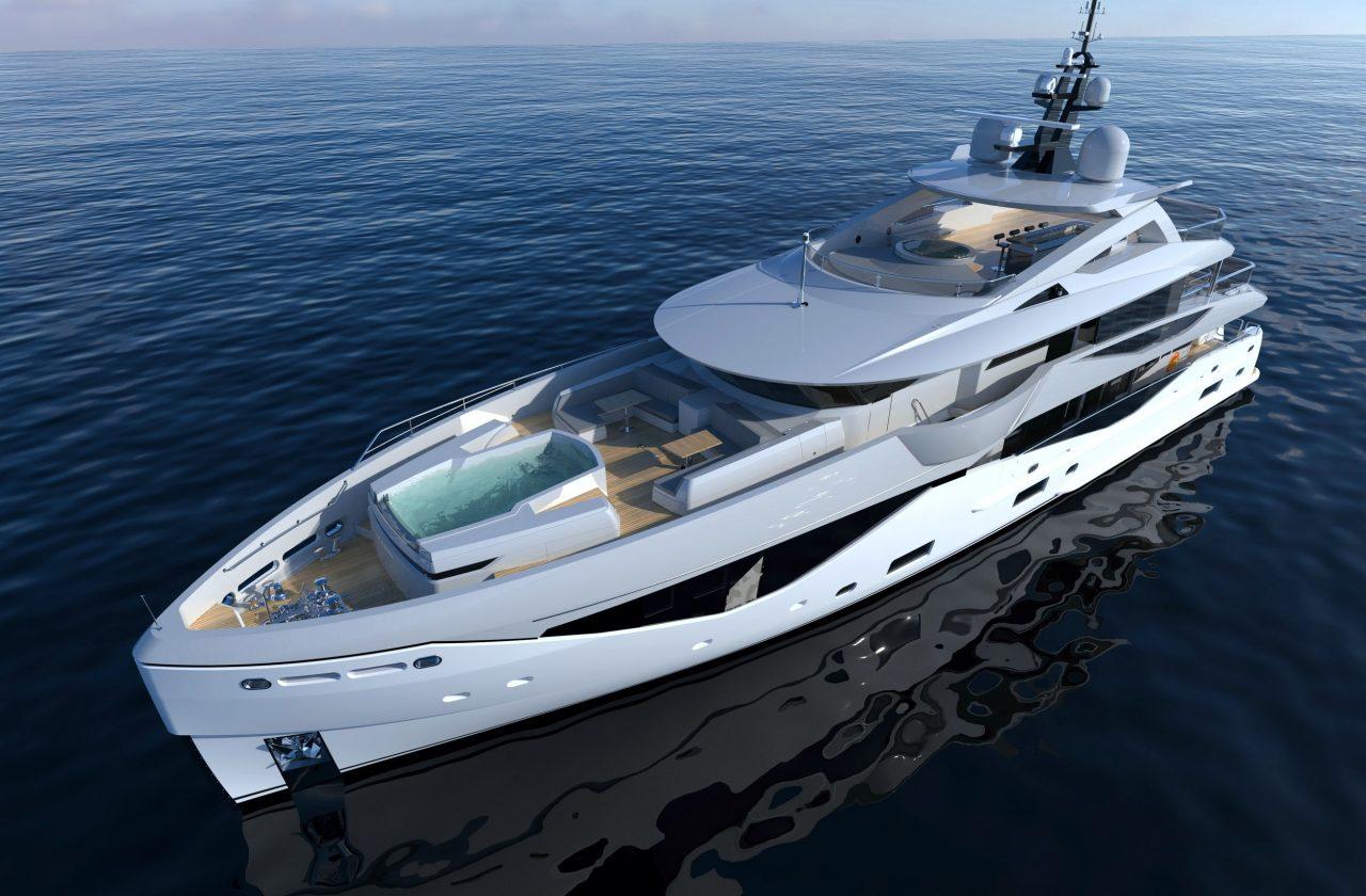 Superyacht 42M Ocean