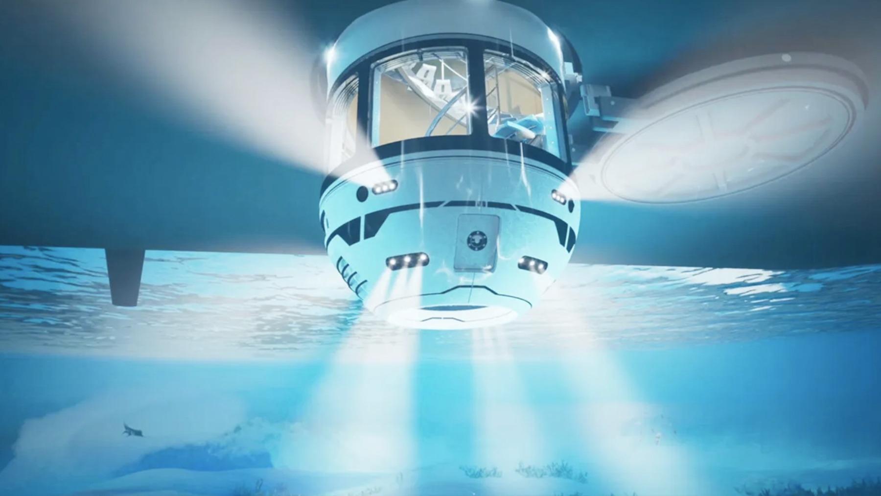 Hydrosphere, la plataforma de visión submarina para tu yate