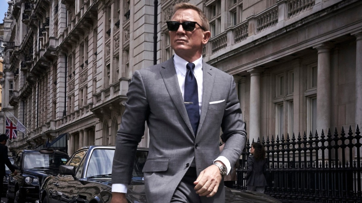 Daniel Craig y Omega