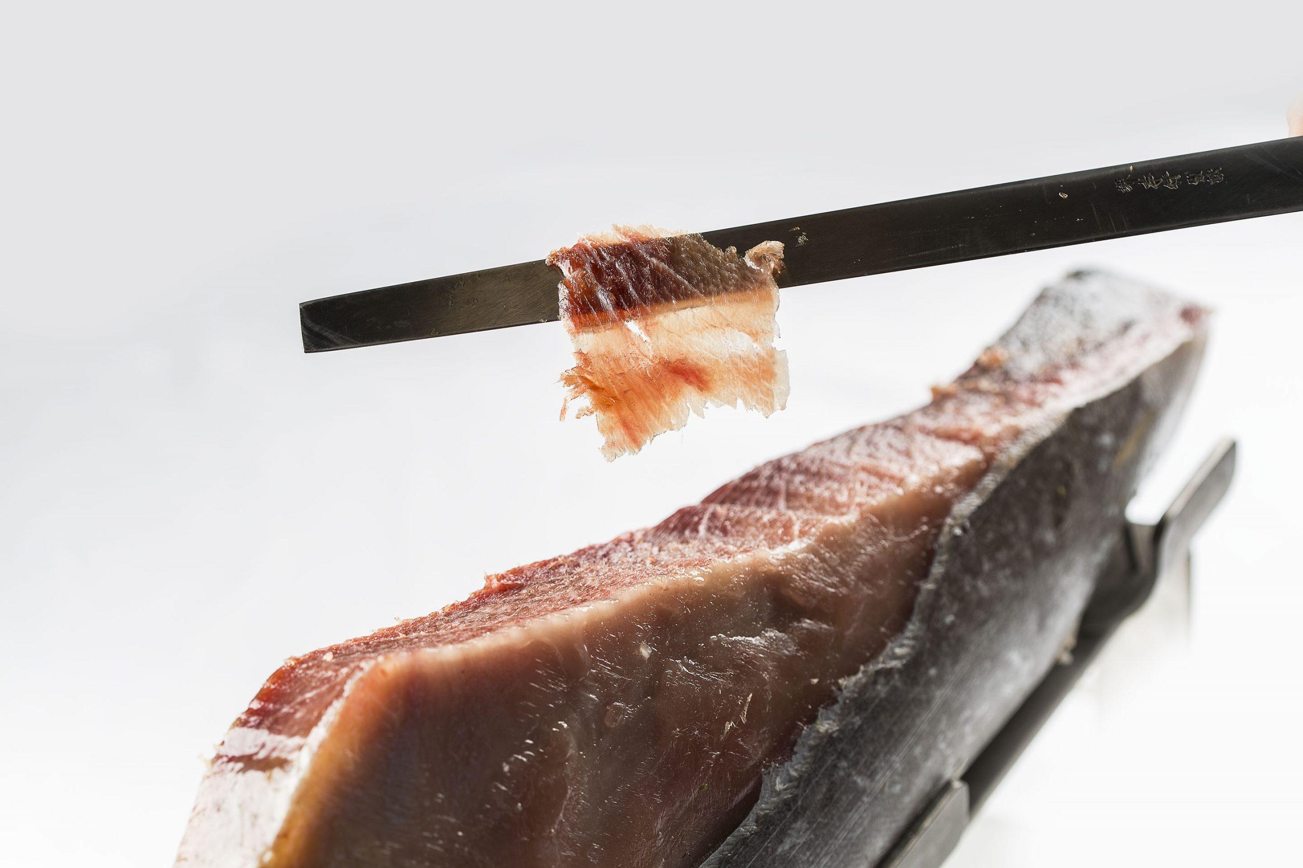 El jamón marino / Foto: Aponiente