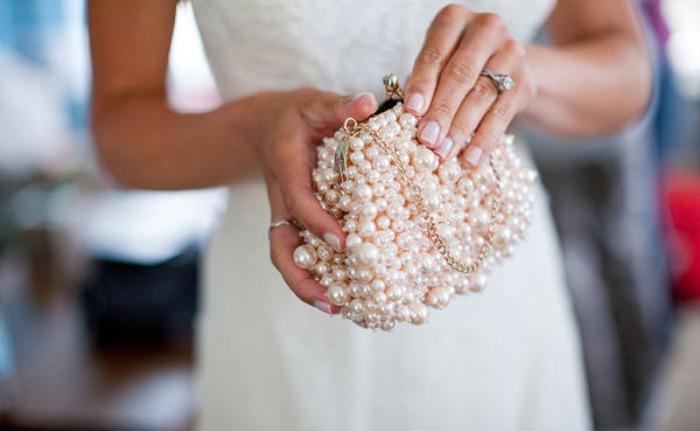 Bolso para novia