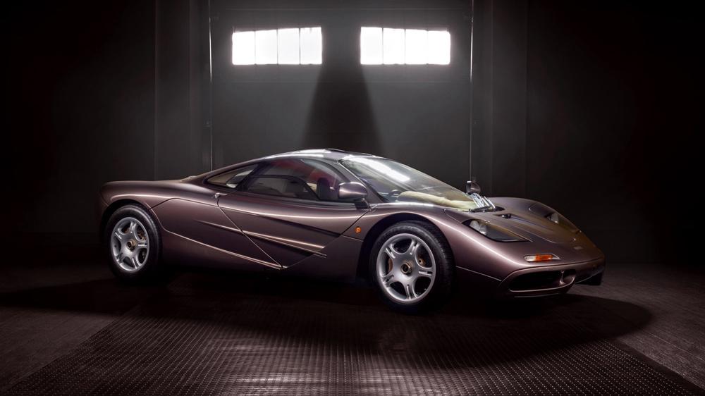 El McLaren de Gordon Murray